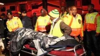 Стотици ранени при влакова катастрофа в ЮАР