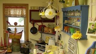 Как да постигнем винтидж-атмосфера в дома си? (галерия)