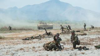 САЩ засилват военното присъствие във Филипините заради Китай