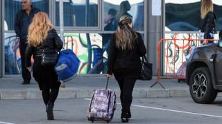 Хотелите отчитат спад на туристите и заетостта