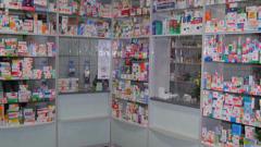 Арестуваха мъж, обрал лекарствата на три аптеки