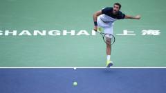 Марин Чилич на четвърфинал в Шанхай