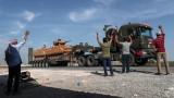 В Русия не виждат сериозен риск от конфликт между Турция и Сирия