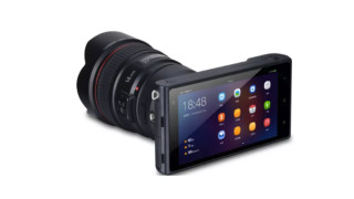 Yongnuo YN450 - фотоапарат с Android и обективи Canon