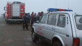 Катастрофа с два влекача на софийското околовръстно
