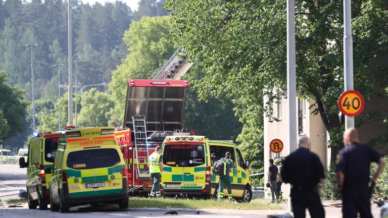 Шведската полиция съобщи, че служители на реда са стреляли и