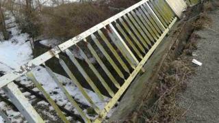 До месец укрепват опасния мост над река Марица при село Момина клисура