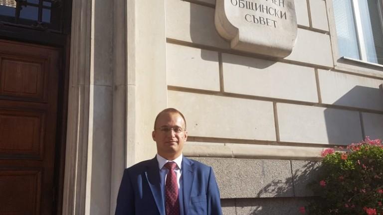 МИР иска прокуратурата да провери Емил Димитров