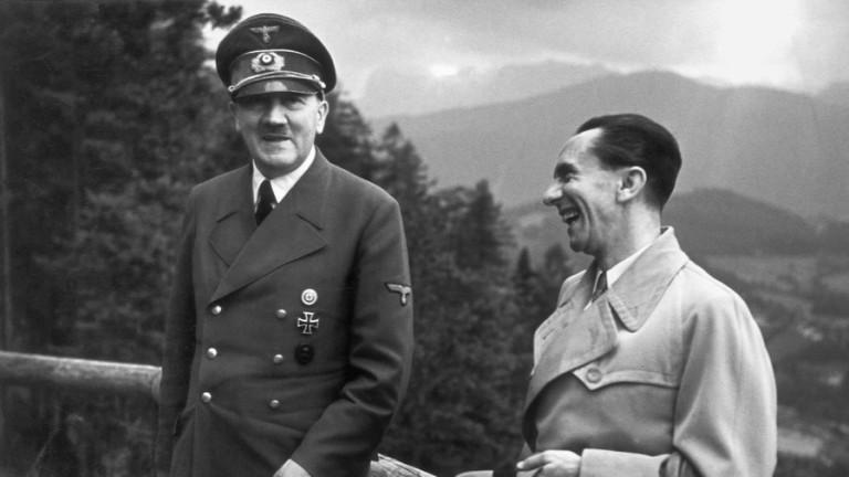 Хитлер е прекарал известно време в гей хостел във Виена