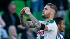 Холандци охладиха мераците на ЦСКА за нападател