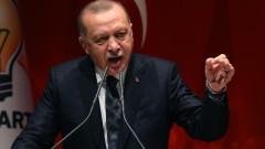 """Ердоган се закани да """"прочисти"""" Североизточна Сирия от кюрдските сили"""