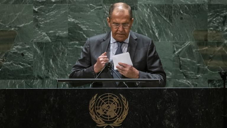 Лавров обвини САЩ, че си присвояват правото за оценка на демокрацията