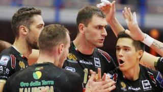 Блестящ Соколов осигури на Лубе първото място в италианската суперлига