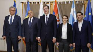 Борисов участва в срещата на балканските лидери в Сърбия