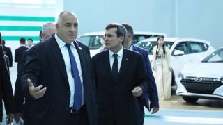 "Борисов се чуди дали може да захраним газов хъб ""Балкан"" от Туркменистан"