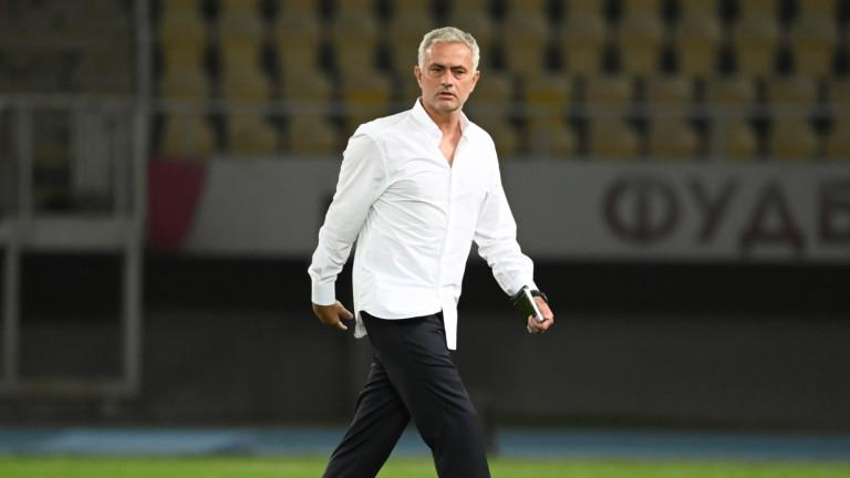 Жозе Моуриньо с най-големи шансове да поеме Ювентус