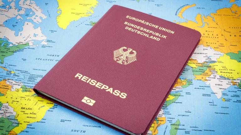 Рекорден брой притежатели на британски паспорти са получили германско гражданство