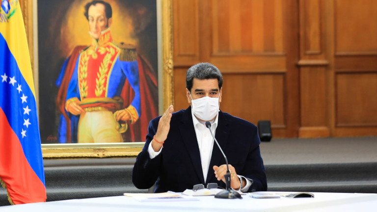 Мадуро обяви: Венецуела задържа двама американци терористи