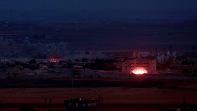 Спорадични сблъсъци между турски сили и кюрдски групи продължават в