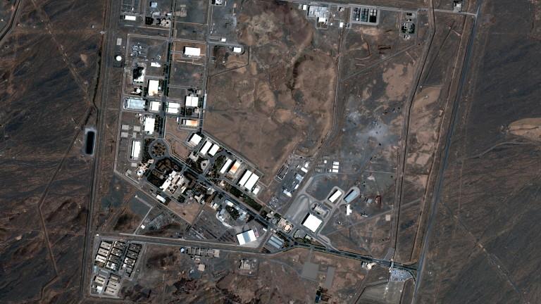 Иран ускорява обогатяването на уран под земята