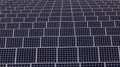 Най-голямата соларна електроцентрала в света отвори врати