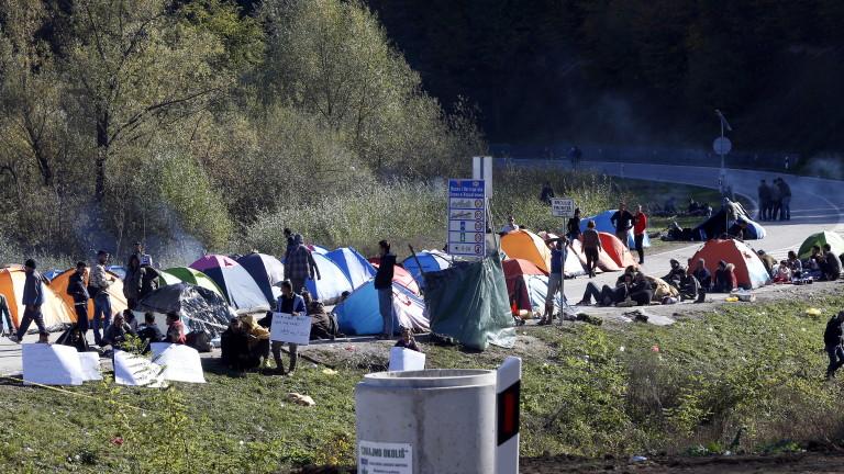 Опасност от епидемии сред мигрантите в Босна и Херцеговина