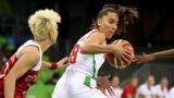 Турция с втора победа в женския баскетбол