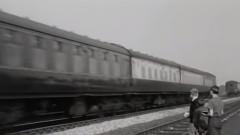 Когато британските железници откачаха вагони в движение