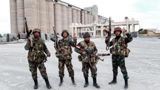 Ислямисти в атака в Идлиб