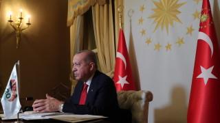 Ердоган протегна ръка към Гърция за спора в Средиземноморието