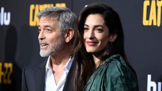 Как Амал Клуни промени живота на Джордж Клуни