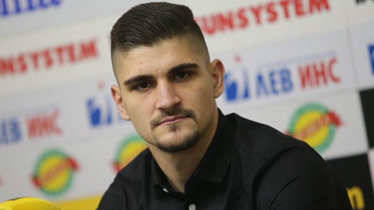 Преслав Боруков си изпатил от бързата слава