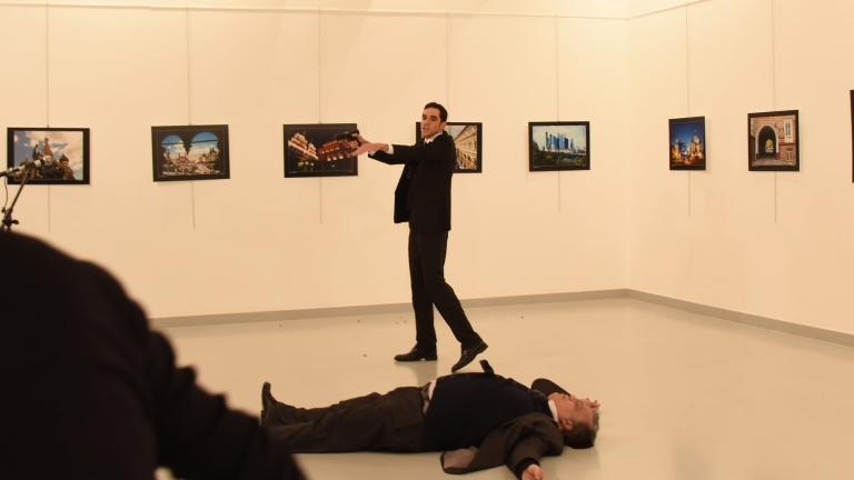 Петима получиха доживотен затвор за убийството на руския посланик в Турция