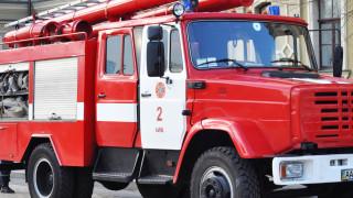 Пожар до склад за масла е горял в Пловдив