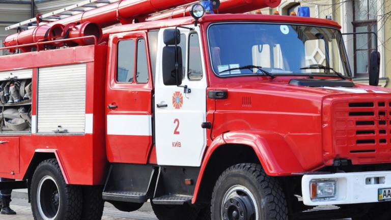 При пожар в хотел в украинския пристанищен град Одеса са