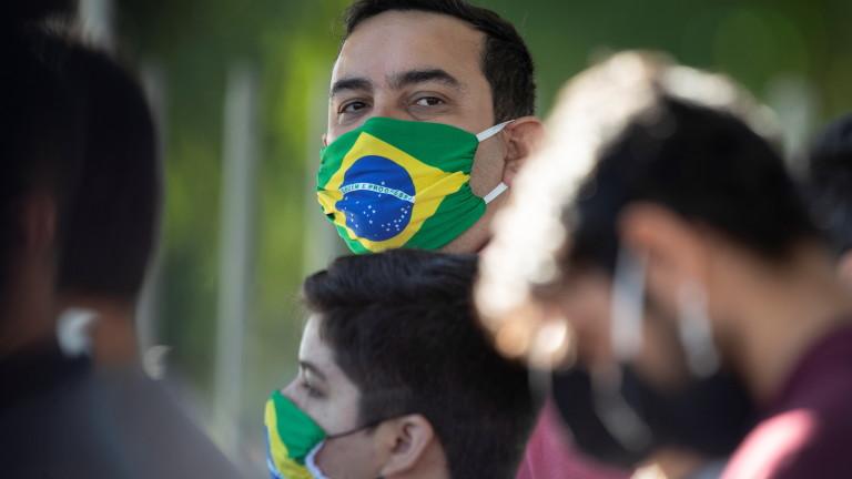 Бразилската футболна конфедерация задължи всички да бъдат тествани за коронавирус,