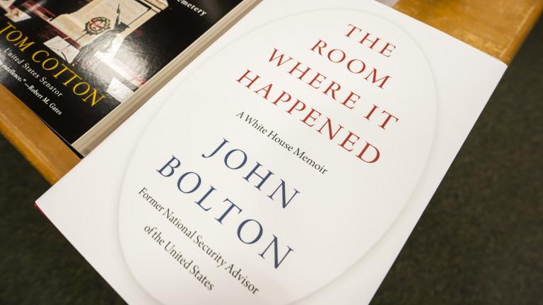 Белият дом проведе разговори САЩ да възобновят ядрените изпитания, разкри Джон Болтън