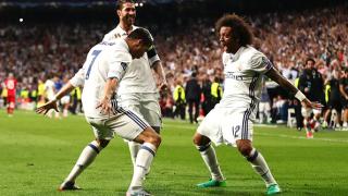 """Реал изхвърли Байерн след 120-минутно зрелище на """"Бернабеу"""", сериозно съдийско рамо и хеттрик на Роналдо!"""