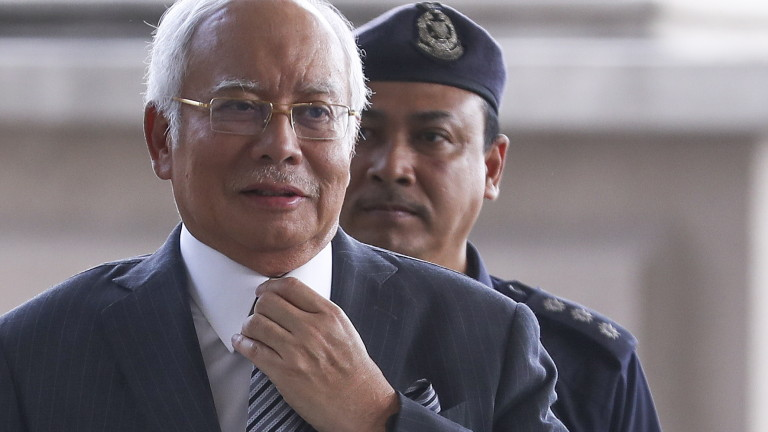 Агенцията за борба с корупцията в Малайзия съобщи, че е