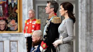 Колко дни датското кралско семейство посреща Нова година
