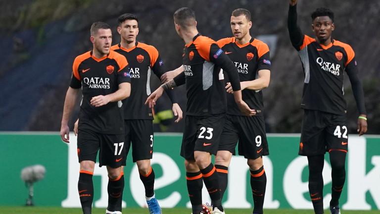 Рома победи Брага в първи сблъсък от 1/16 финалите на