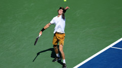 Aндрей Рубльов на 1/4-финал в Уинстън-Сейлъм, Беноа Пер се измъна срещу Юго Юмбер