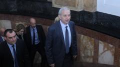 Герджиков се отказа служебното правителство да излъчва еврокомисар