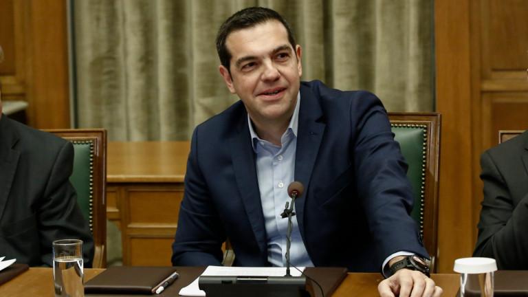 Ципрас втвърди тона към Турция