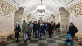 Московчаните в метрото няма да пропуснат обръщението на Путин