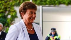 МВФ - Бъдещето на Георгиева начело все още не е ясно, но скоро ще се изясни