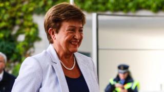 Кристалина Георгиева остава на върха на МВФ. Фондът я подкрепи