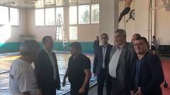 Армен Назарян: В София трябва да бъдат изградени мултифункционални спортни зали