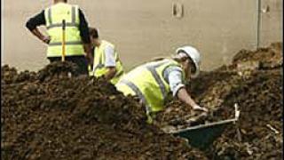 Във Франция откриха масов гроб от Първата световна война