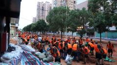 12 загинали при наводнения в Китай